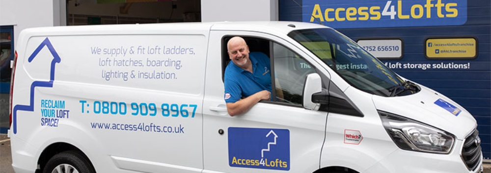 access4loft franchisee in van