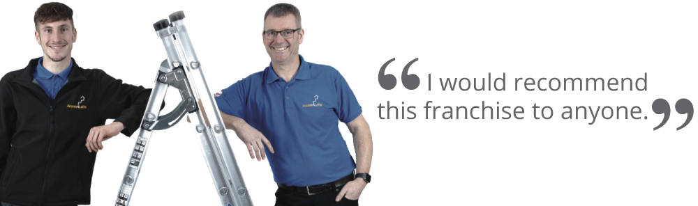 access4loft franchisee Kevin testimonial