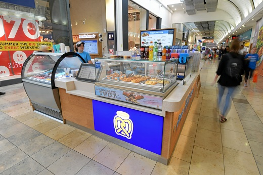 Auntie Annes store south london
