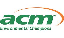 ACM Environmental Waste Management franchise logo