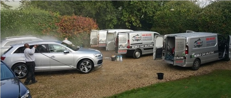 Autovaletdirect - one of the UK's top mobile valeting franchise