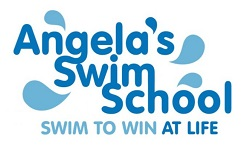 Angelas Swim School logo