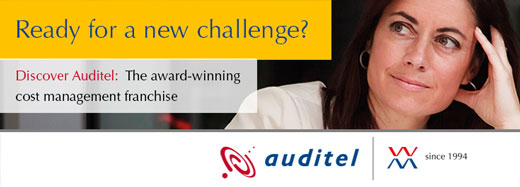 auditel franchise business opportunity consultancy services cost management reduction