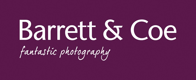 Barrett & Coe logo with slogan