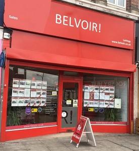 Belvoir franchise resale in West Midlands