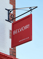 Belvoir Estate agency letting and sales franchise business opportunity