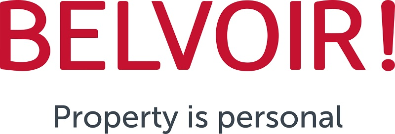 Belvoir franchise logo and slogan