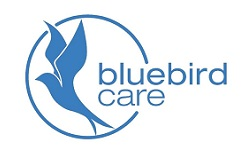 Bluebird Domestic Care franchise logo