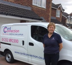Existing Card Connection franchise for sale in Exeter