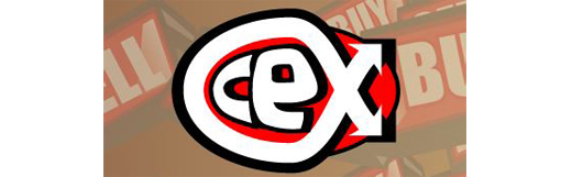 CeX franchise business opportunity banner