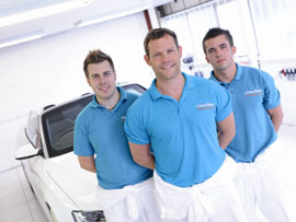 Chipsaway franchise business opportunity automotive car repair
