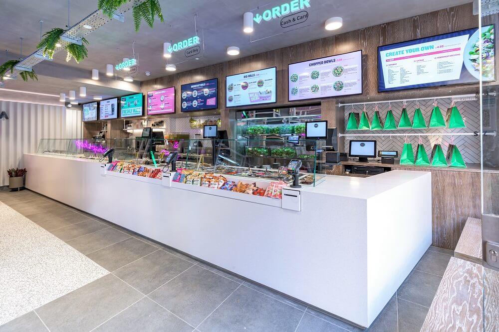 Choppaluna store counter