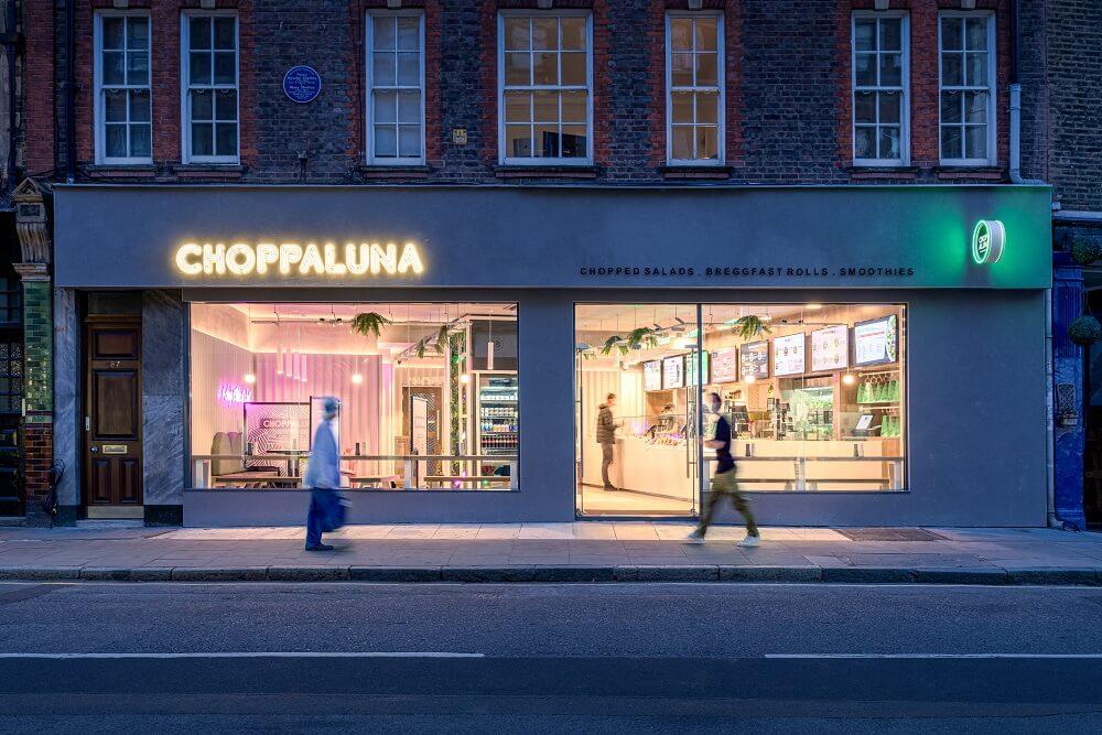 Choppaluna store front