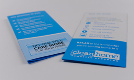Cleanhome manuals