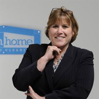 Cleanhome founder karen kelly