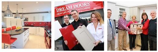 Dream Doors established franchise business for sale in Lancashire