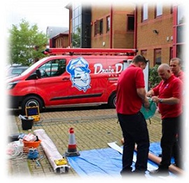 Drain Doctor Franchise Business Opportunity Cleaning Plumbing lucrative profitable UK management van based franchising franchisee owner