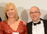 Dream Doors franchisees clive and angela poole