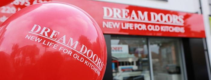 Dream Doors banner
