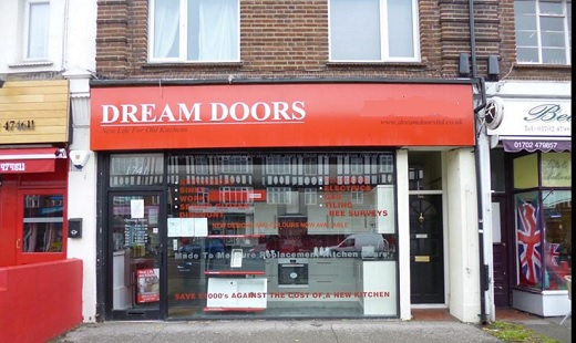 Dream Doors franchise for sale in Leigh on Sea