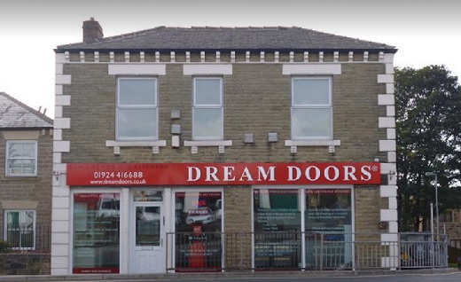 Dream Doors franchise for sale in Wakefield & Doors franchise for sale in Wakefield