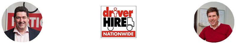 Driver Hire franchisee Gary Riches