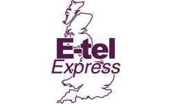 E-Tel Express Logo
