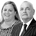 Nick and Zoe ERA franchisee Expense Reduction Analysts franchise business consultancy management white collar consultant profession career job future lucrative money