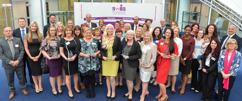 EWIF Women in franchising business