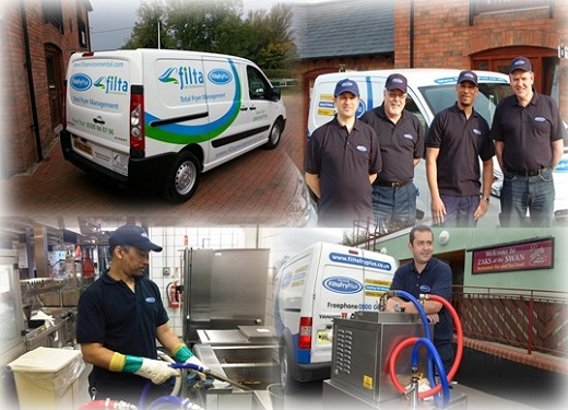 Filtafry Plus franchise business opportunity environmental fry management
