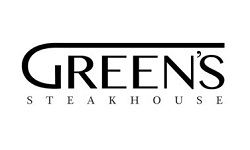 Greens Steakhouse Logo