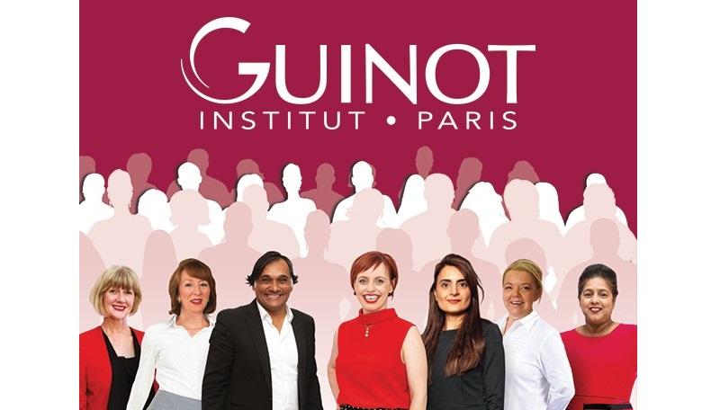 Guinot franchise banner