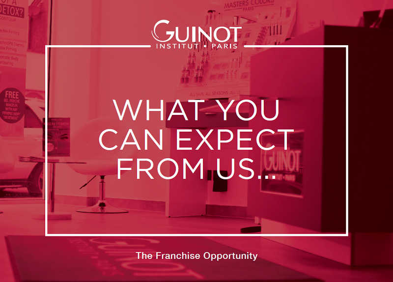 What to expect from a Guinot Beauty Franchise
