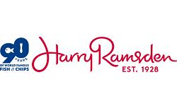 Harry Ramsdens Logo