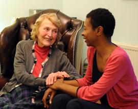 Home Instead Senior Care franchise business opportunity carer residential