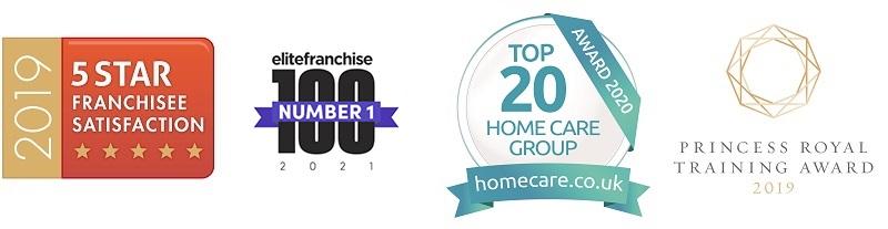 Home Instead franchise awards