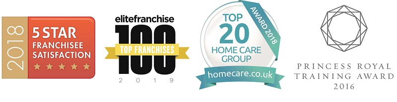 Home Instead franchise awards