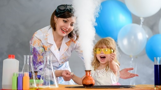 Junior Einstein Science Club Franchise - Childrens science based education franchise
