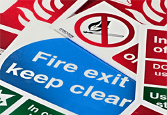 Jackson Fire and Security management franchise business opportunity installation sales equipment maintenance alarms extinguishers public sector signage standards accredited