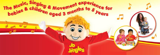 JoJingles Jo Jingles franchise business opportunity children babies classes music singing education flexible freedom homebased home based part time mums mothers women