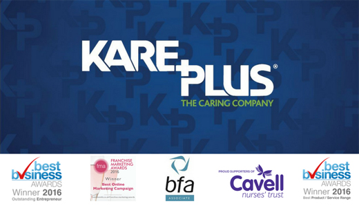 Kare Plus franchise business opportunity care recruitment management lucrative profitable staffing NHS private sector public sector healthcare organisations nursing domiciliary care, training support, brand, dedicated territory, network