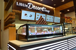 Little Dessert Shop Store Inside