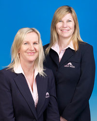 Molly Maid Franchisee Julie Ward and Allison Bayes