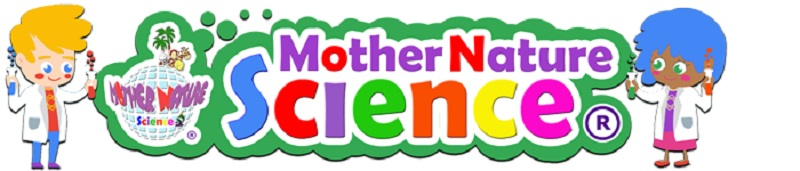 Mother nature science franchise logo