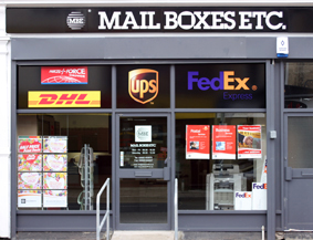 Mail Boxes Etc. Cardiff Wales franchise business for sale