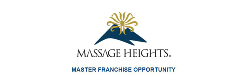 Massage Heights franchise business international spa massage beauty