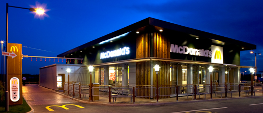 McDonalds franchise business opportunity fast food