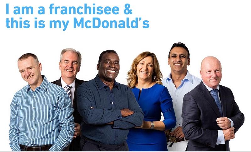 McDonalds franchisees