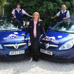 Molly Maid franchise opportunities in South West England