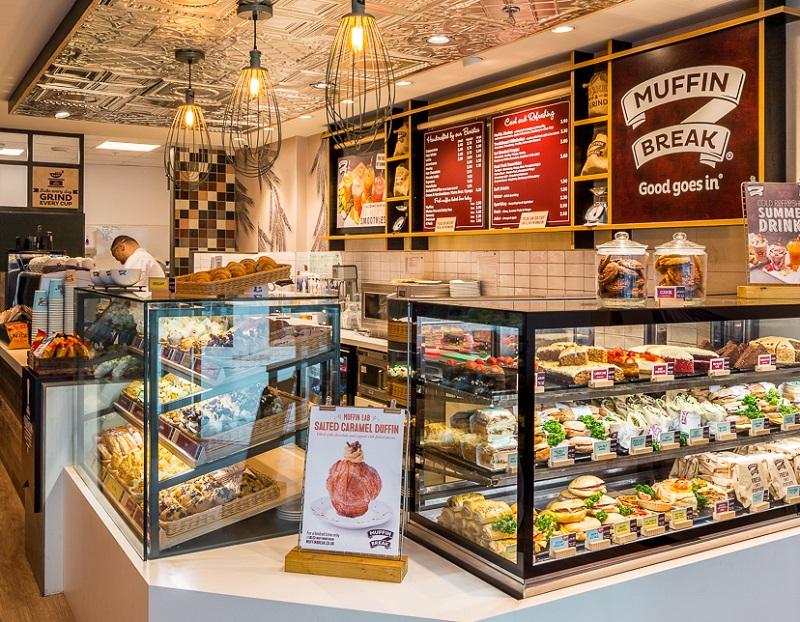 Muffin Break cafes for sale across the UK